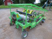 Hortus transplanter 3 row