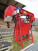 Tong weigher with double weighe