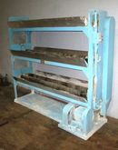 "Abbe Jar Roller 3 Tier 72"" long"