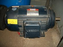 Leeson Motor 20 hp AC Electric