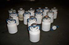 U.S. Stoneware Mill Jar Size #0