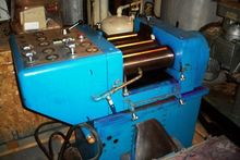 "Buhler Three Roll Mill 6"" x 12"""