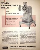 Arthur Thomas Wiley Mill Wiley