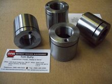 Baldwin Parts 210 Nuts