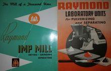 Raymond Mill Pulverizer Vintage