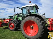 Used 2012 FENDT 822