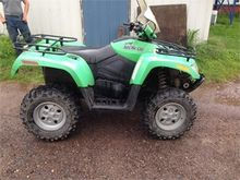 2009 ARCTIC CAT 550