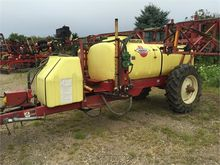 Used HARDI NAV550 in