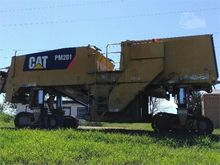 2010 CATERPILLAR PM-201