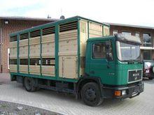 1993 MAN 14232 KABA Doppelstock