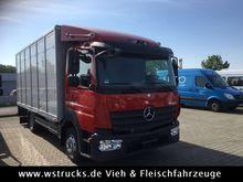 """2016 Mercedes-Benz 821L """"New"""" W"""