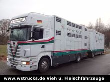 2012 Scania R 480 Topline type