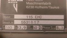 1985 Polar 115 EMC Autotrim