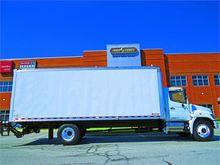 2016 Hino Trucks 268
