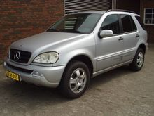 2002 Mercedes-Benz ML 270 CDI A