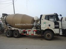 2011 Shacman Delong 10m3