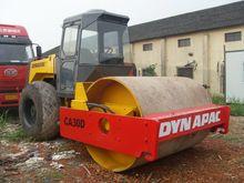 CA30D Dynapac road roller