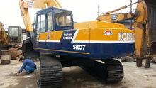 2009 kobelco SK07N2