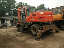 Hitachi Wheel Excavator Hitachi