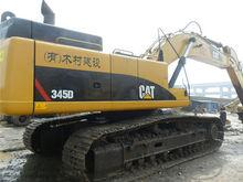 2010 CAT 345D