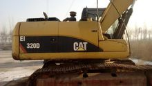 2007 Caterpillar 320D