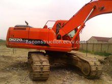 2007 Doosan DH220-7 Crawler Exc