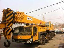 2009 120t TADANO Truck Crane 12