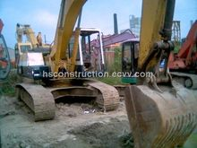 PC200-5 Komatsu Crawler Excavat