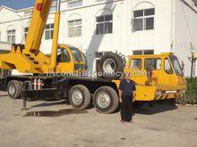 2010 65t TADANO Truck Crane 65t