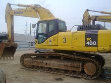 2007 Komatsu PC400-7