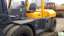 2008 TCM 10T Forklift 10T