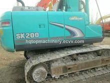 2009 Kobelco sk200-8