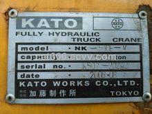 KATO NK-500E-V 50t Truck Crane