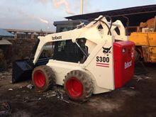 Bobcat s300 loader construction