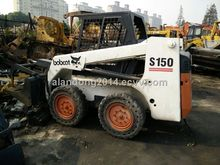 Mini wheel loaders-bobcat S150