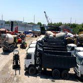 6 4 Isuzu heavy  dump truck