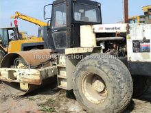 Ingersoll Rand SD100 Road Rolle