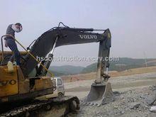 Volvo EC210 Crawler Excavator V