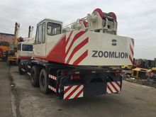2012 ZOOMLION QY25H