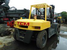 TCM 10T Forklift
