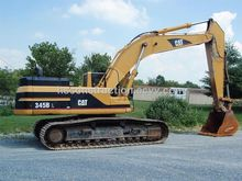 2007 345B Caterpillar Excavator