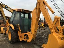2012 JCB JCB Backhoe Loader
