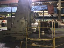 Gear hobbing machine KOLOMNA 5A