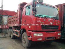 Heavy Hualing dump truck