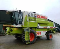 Used CLAAS Dominator