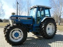 Used Ford 8210 in Ja