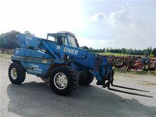 Used JCB 520 in Jaun