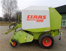 Used CLAAS Rollant 2