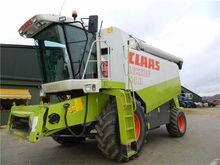 Used CLAAS Lexion 41