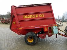 Used Taarup 1015 in